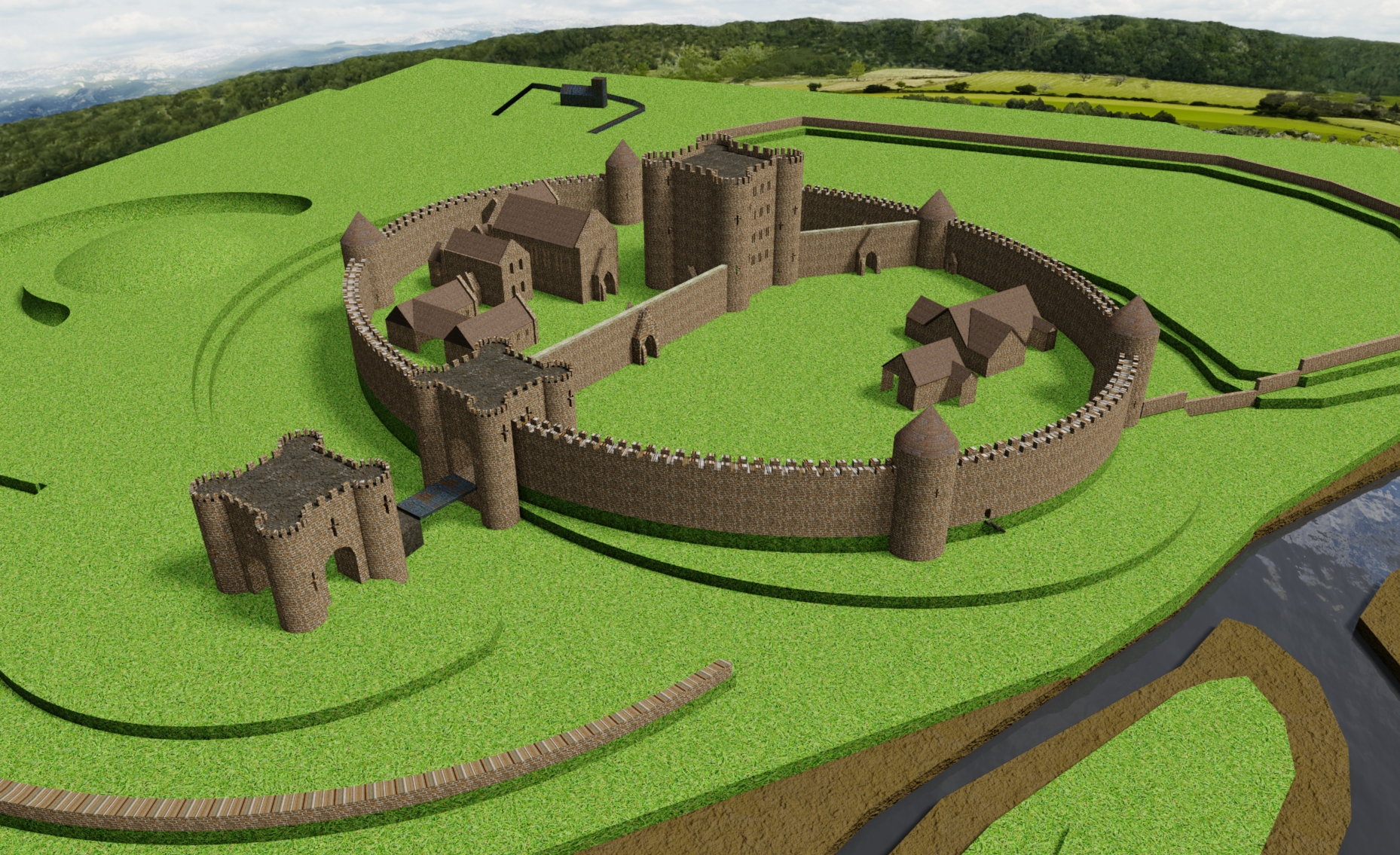 cece7eec9d Sneak Preview Castle Reconstruction